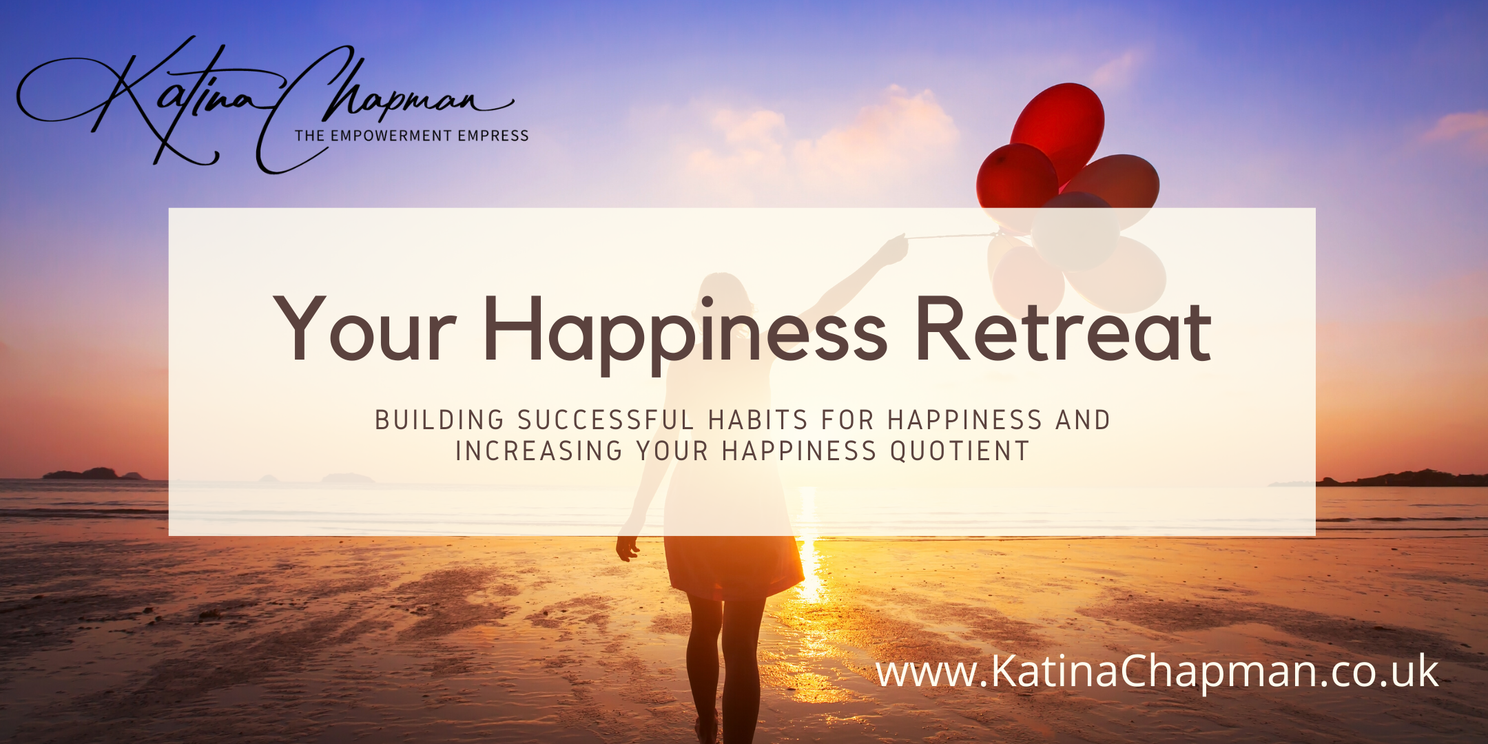 New Programme for building habits for happiness