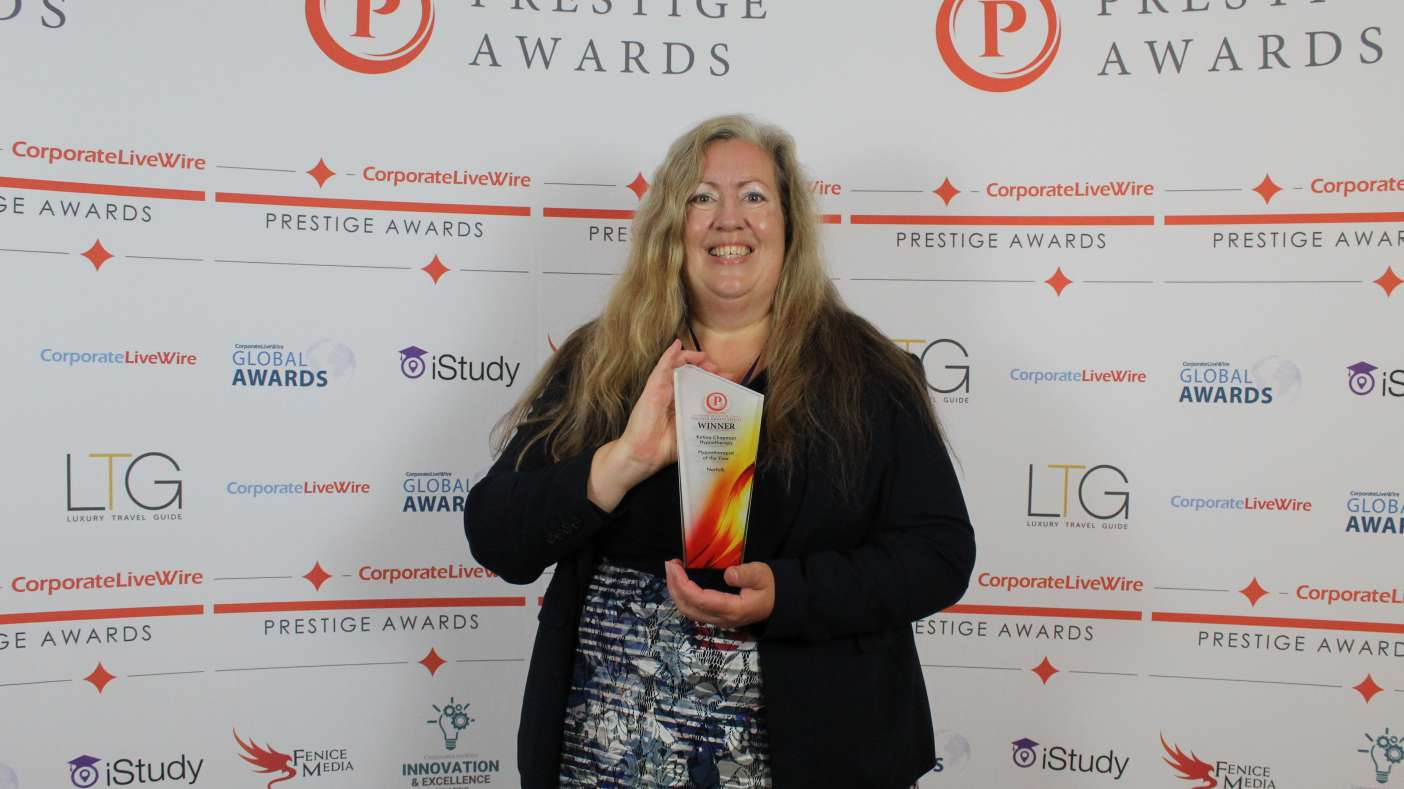 Hypnotherapist of the Year